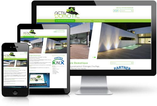 Site web à Annemasse Reignier Genève