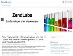 Zendlabs - Blog sur le développement web
